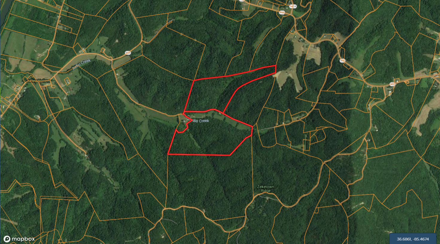 Land/Farm for sale, Burkesville, Kentucky