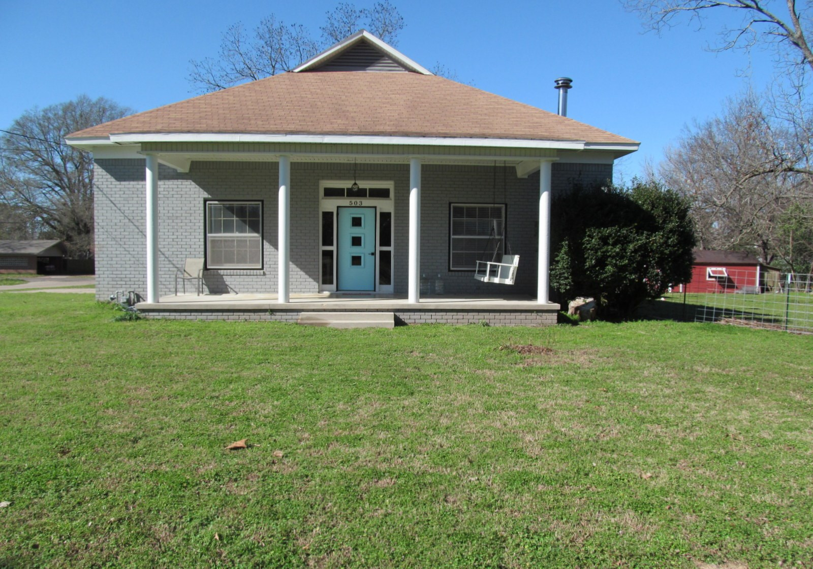 3 BEDROOM - 2 BATH BRICK HOME - WINNSBORO, TEXAS - EAST TX