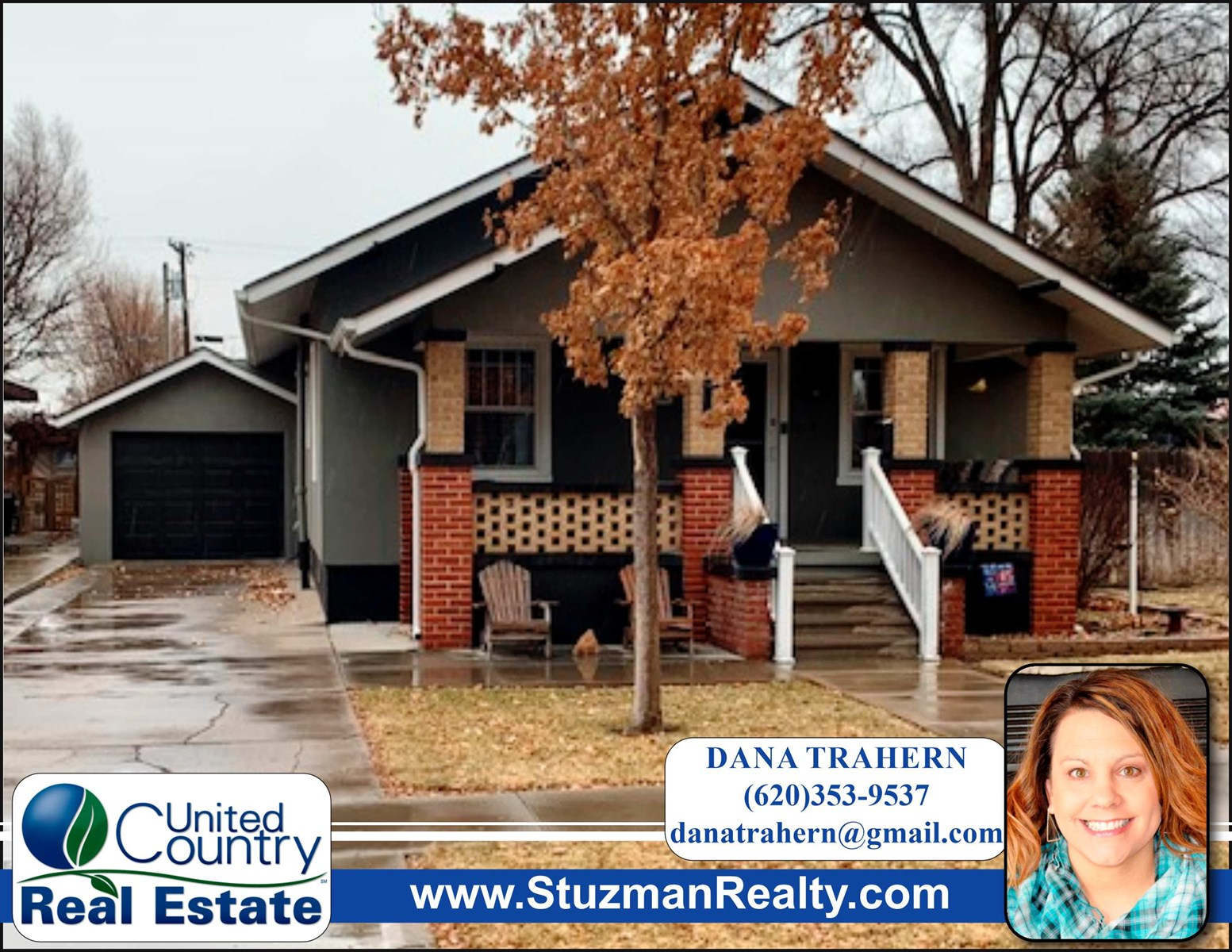 CHARMING FOUR BEDROOM HOME FOR SALE IN ULYSSES, KANSAS