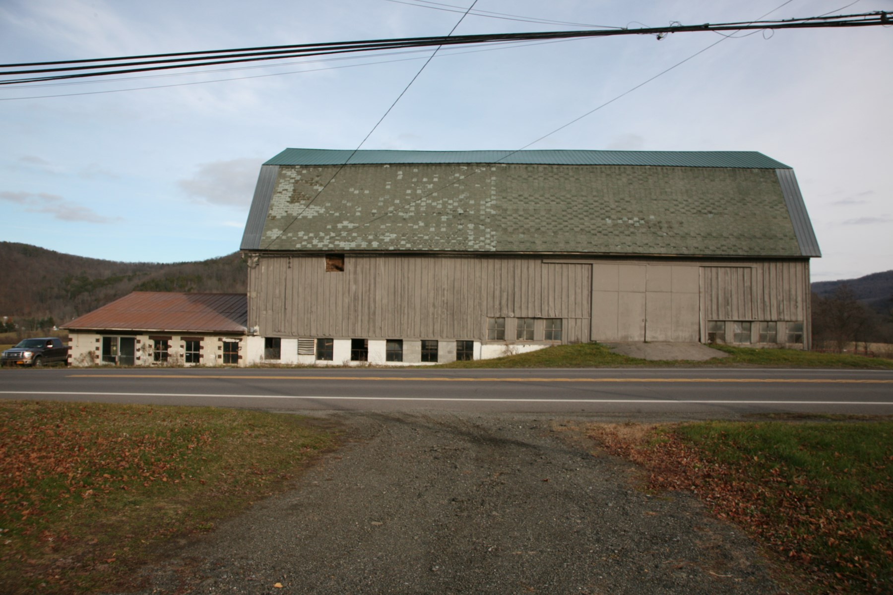 168 ACRE FARM FOR SALE - CANTON, PA - BRADFORD COUNTY