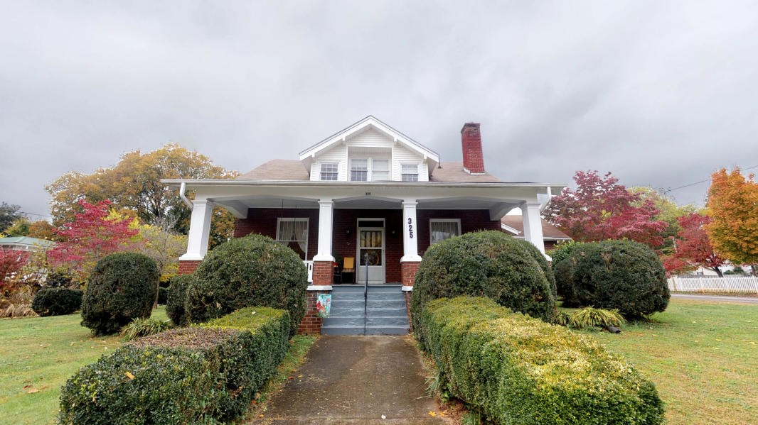 East Tennessee Historical Home For Sale Morristown TN 37814