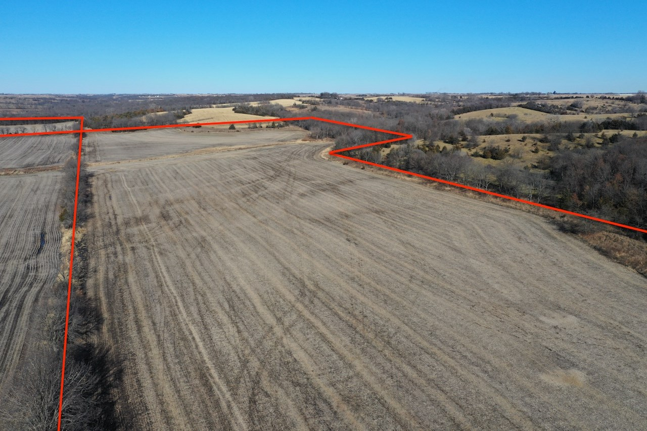 High Quality Farm Ground and Hunting Property in Iowa