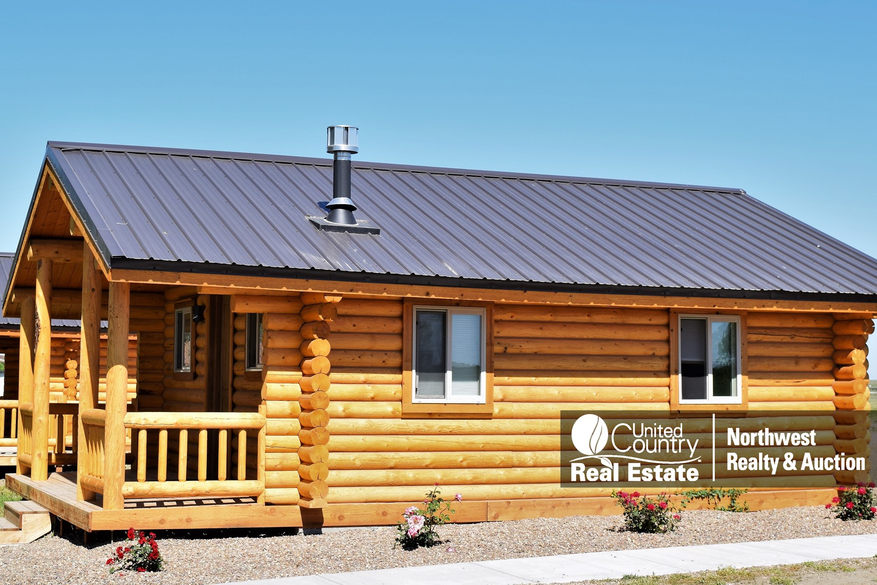 Sleeping Buffalo Resort - Cabin #4 Natural Hot Springs
