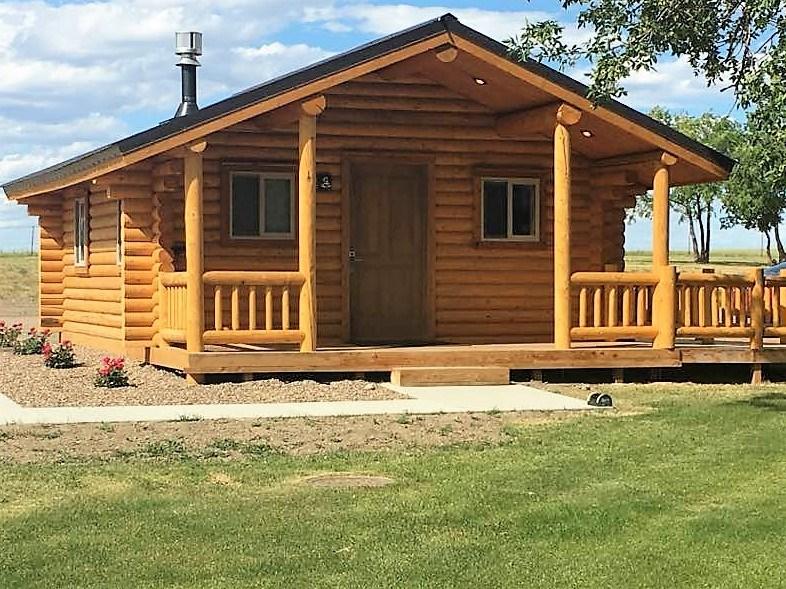 Sleeping Buffalo Hot Springs & Resort - Cabin #5