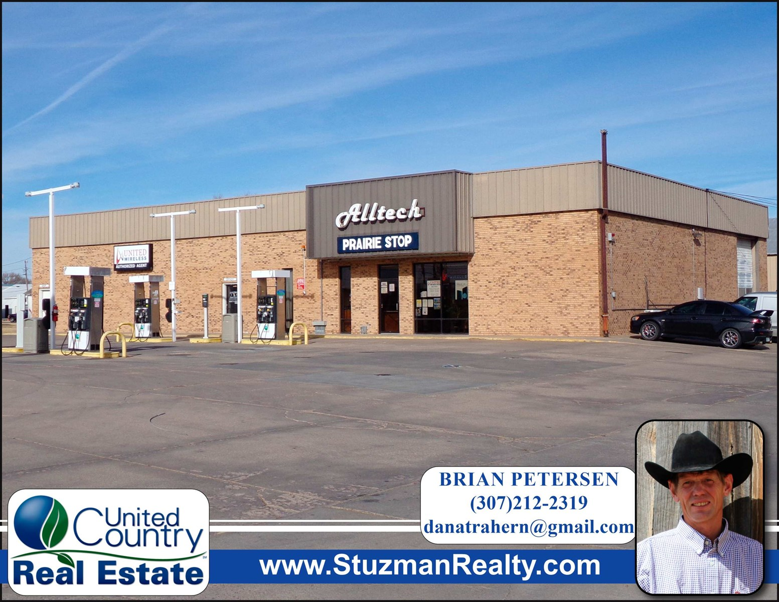BUSINESS & REAL ESTATE LIQUIDATION AUCTION IN ULYSSES, KS