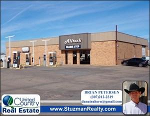 BUSINESS & REAL ESTATE LIQUIDATION AUCTION IN ULYSSES, KS