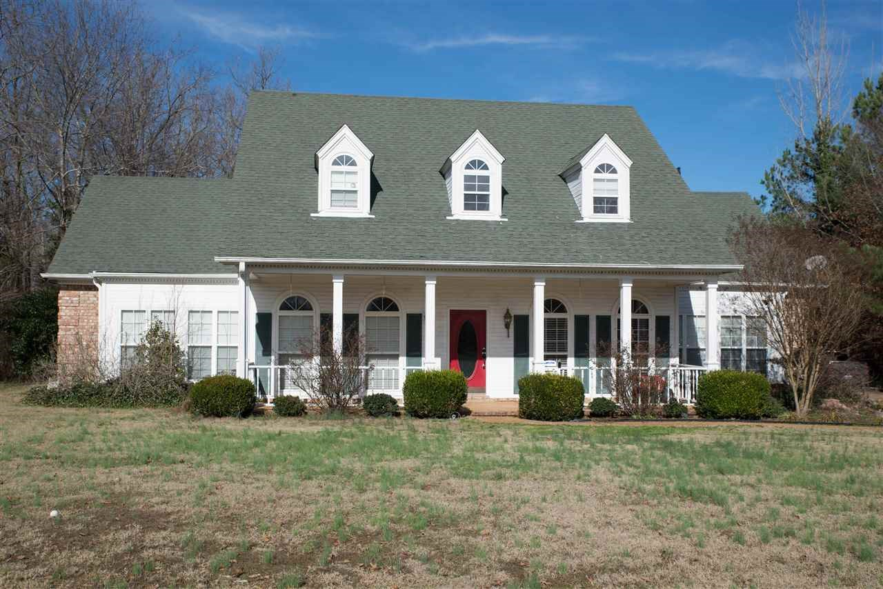 Bolivar Tn Country Home w/Acreage for Sale, Guest House,Shop