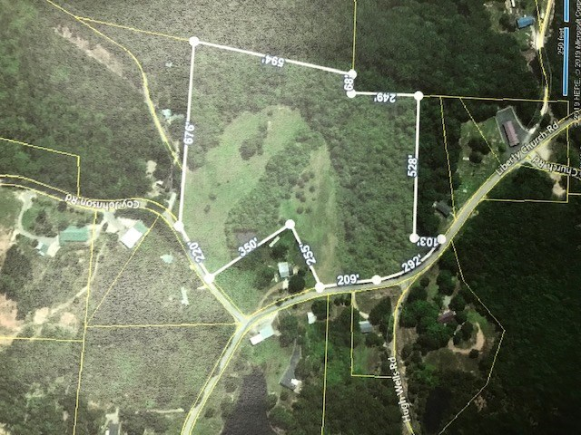 15 Acres for sale in Decatur Co. TN, Building Sites, Hunting