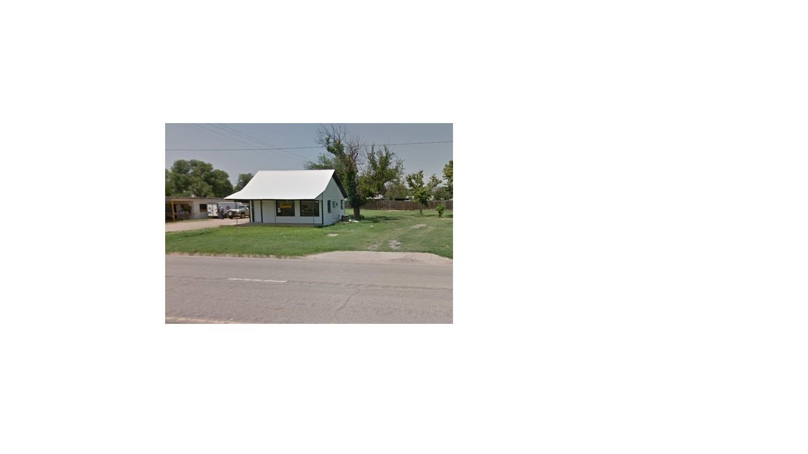 Historic Commercial Building For Sale In Ashland, Kansas