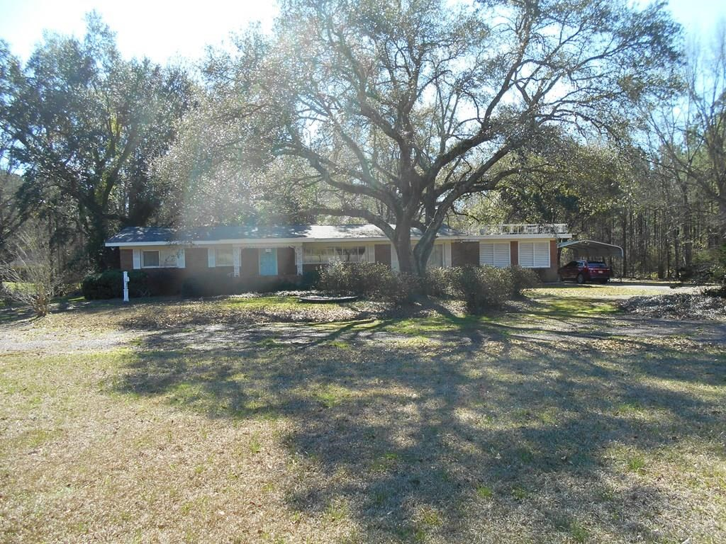 Ranch Style House For Sale Lincoln County Brookhaven MS