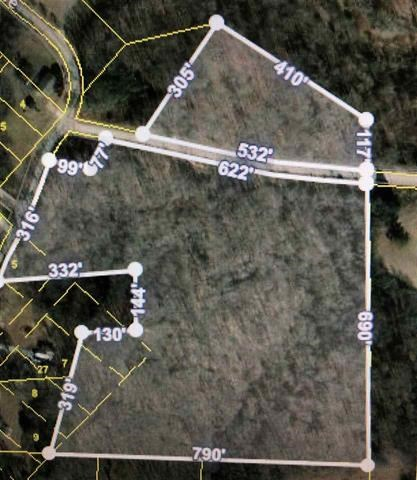 15 Acres in Mercer, TN, Madison County