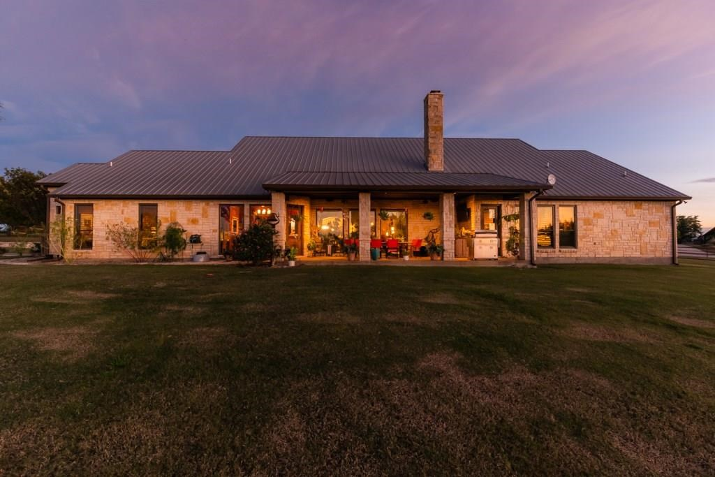 Home For Sale Near Brazos River Weatherford TX Luxury Home
