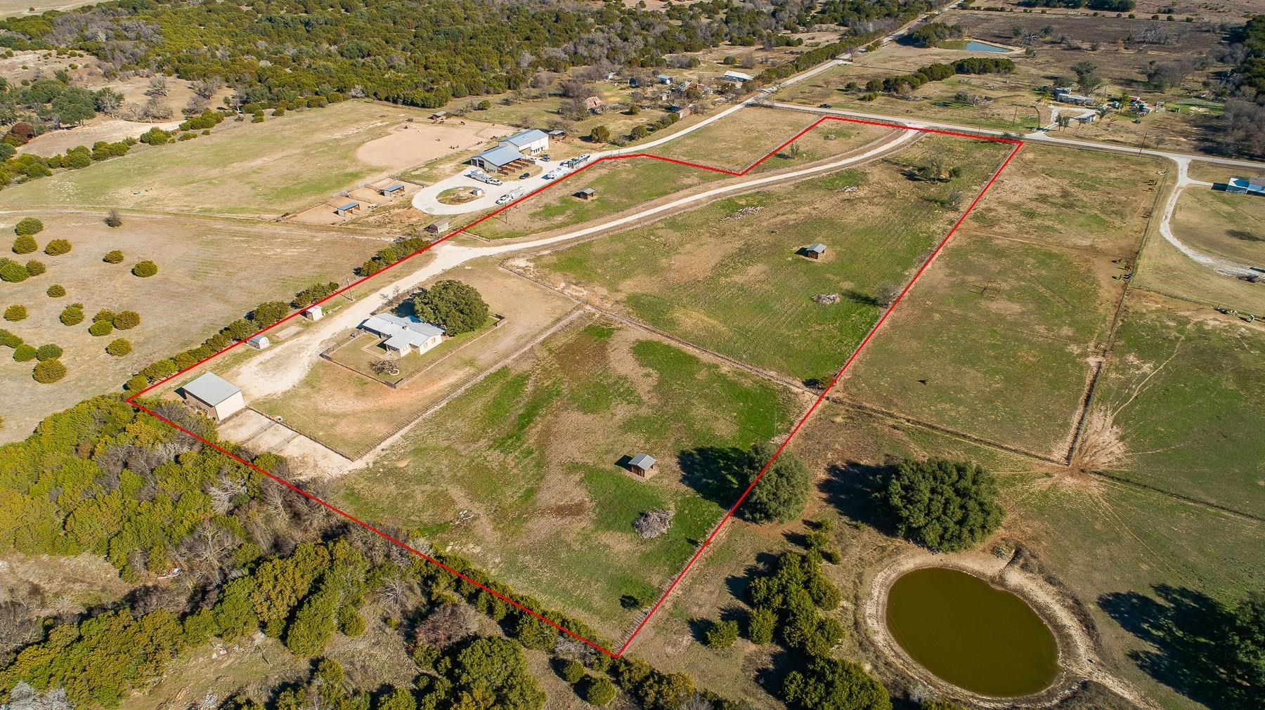 Country Home For Sale Weatherford TX