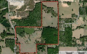 TYLER TEXAS LAND FOR SALE DEVELOPMENT PROPERTY IN EAST TEXAS