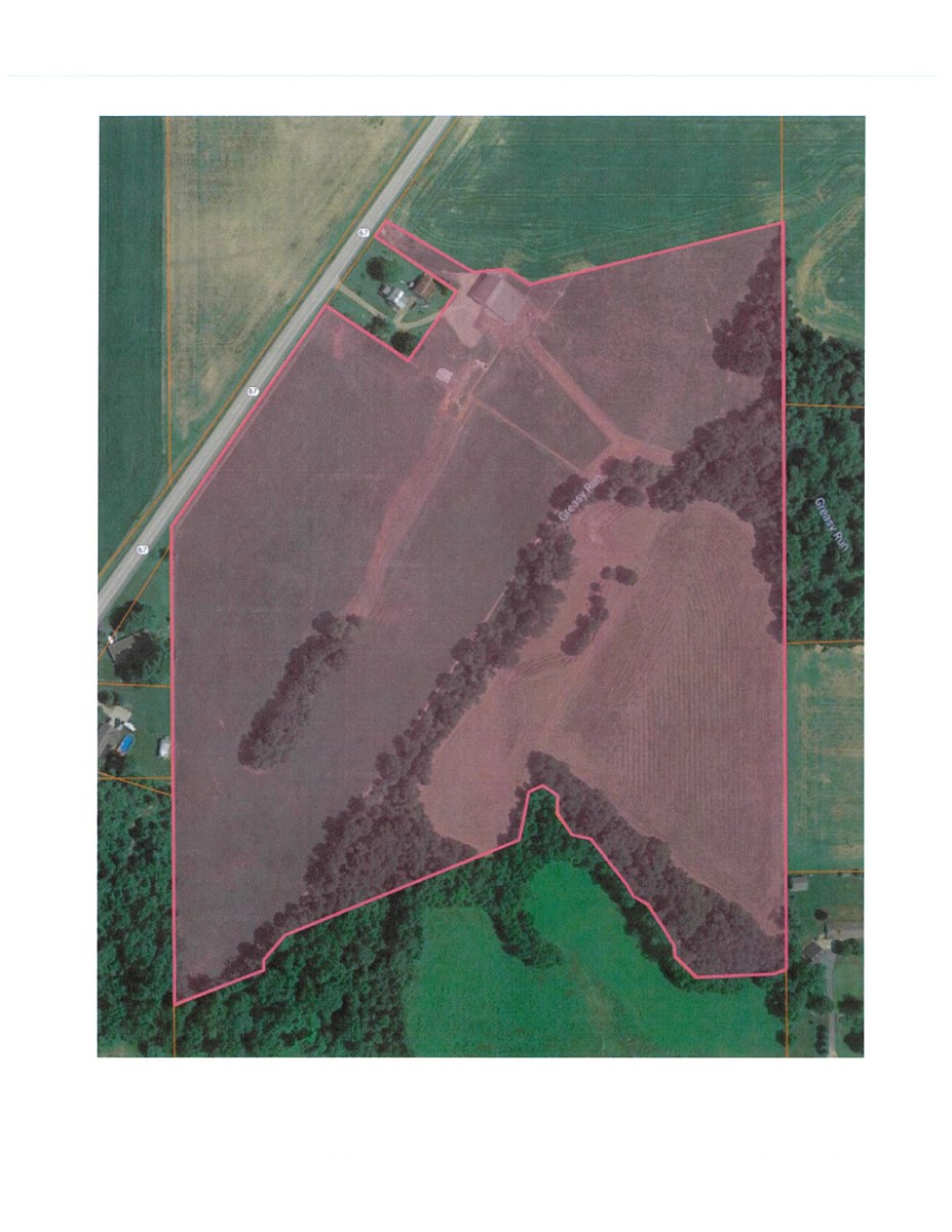 Acreage for Sale Wyandot County, Ohio