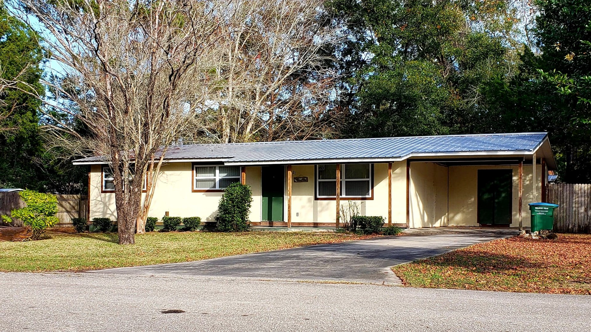 3 BR in the heart of Chiefland, FL