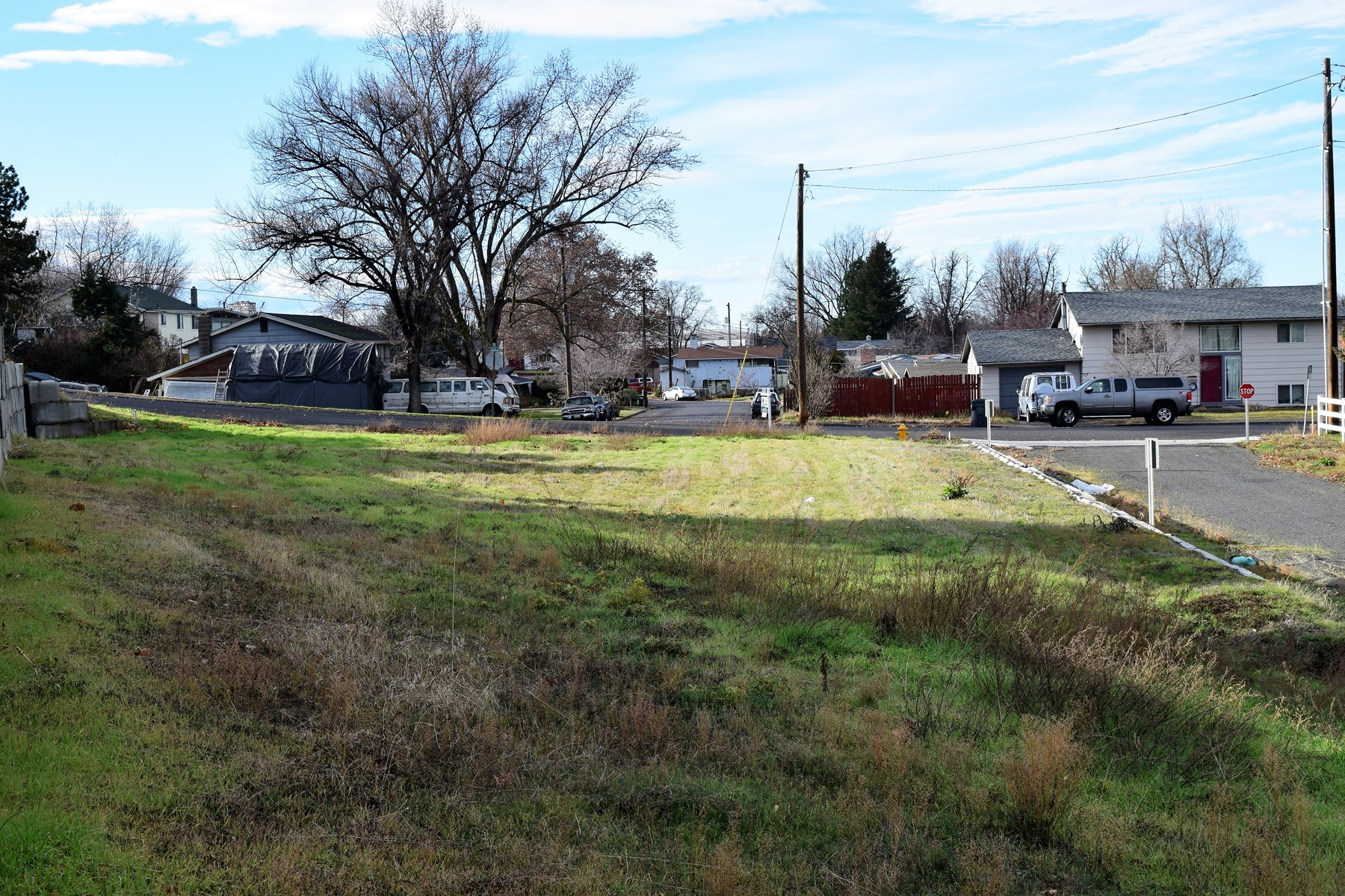 College Place Residential Building Lot For Sale