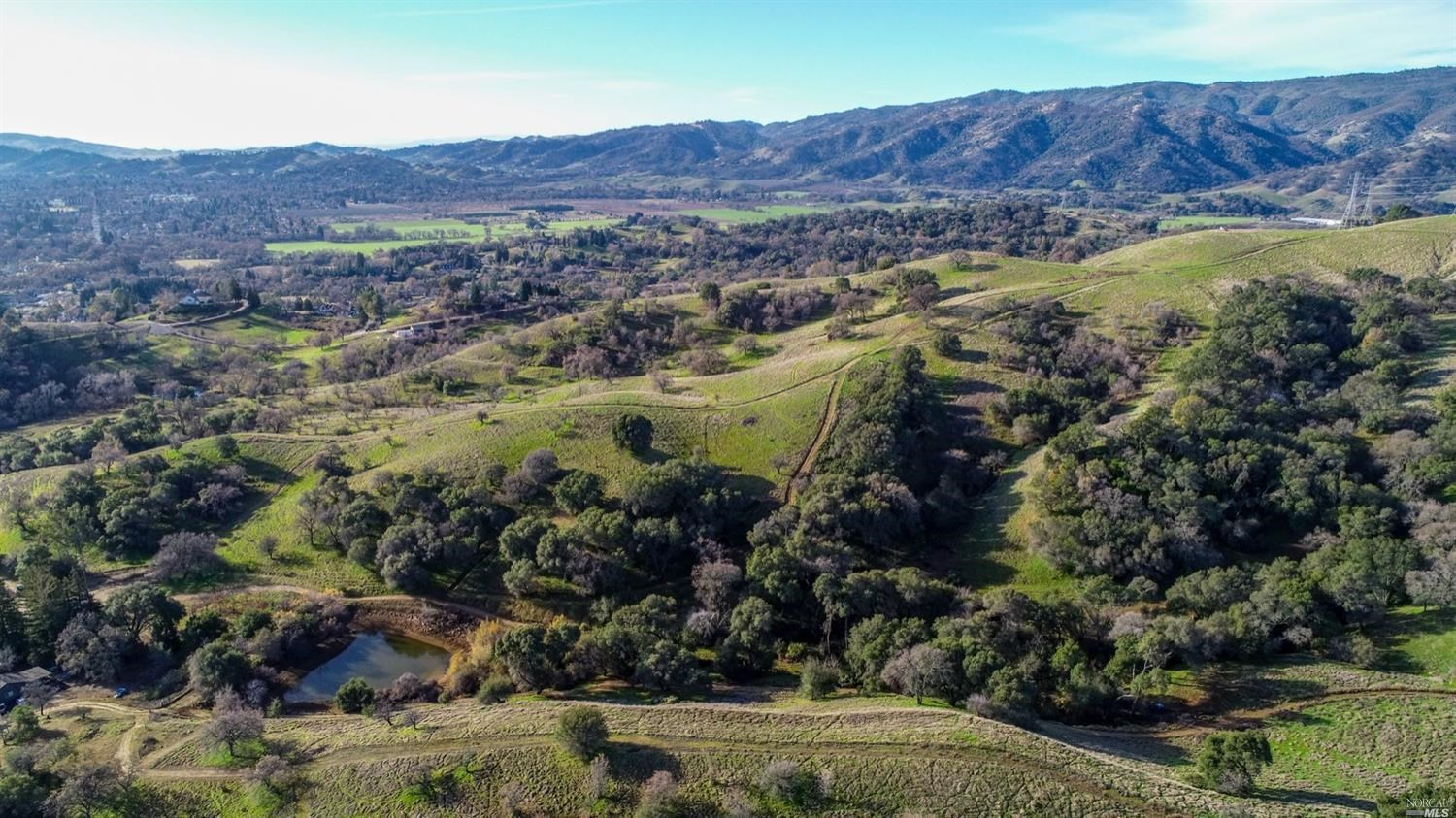 Private and Historic Northern California Acreage For Sale