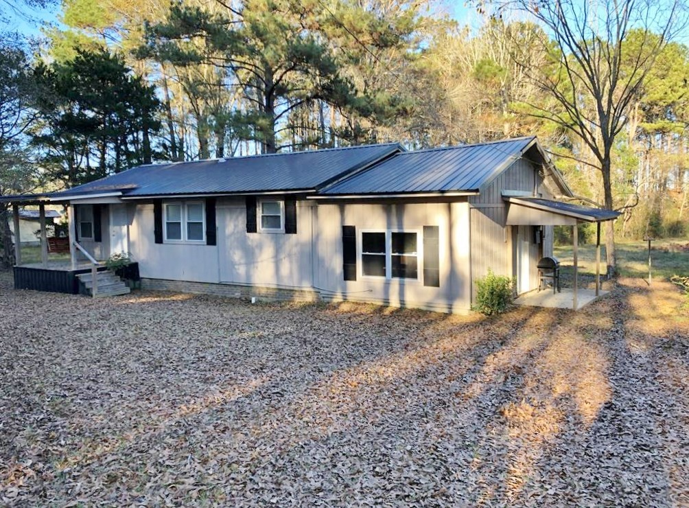 Home and 1.7 Acres for Sale Amite County