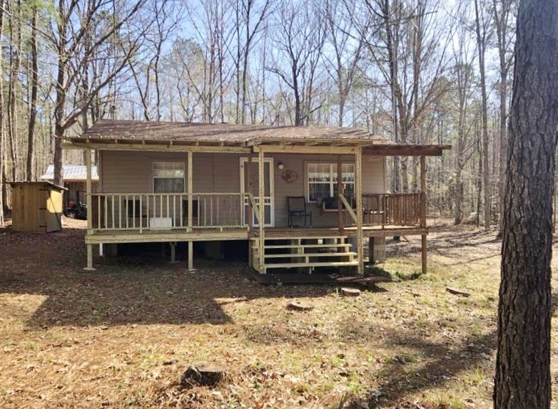 Camp House 49 Acres Land For Sale Magnolia, Amite County, MS