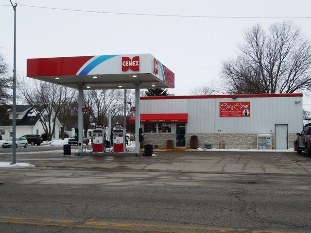 TURN KEY CONVENIENCE STORE FOR SALE DUNLAP IOWA
