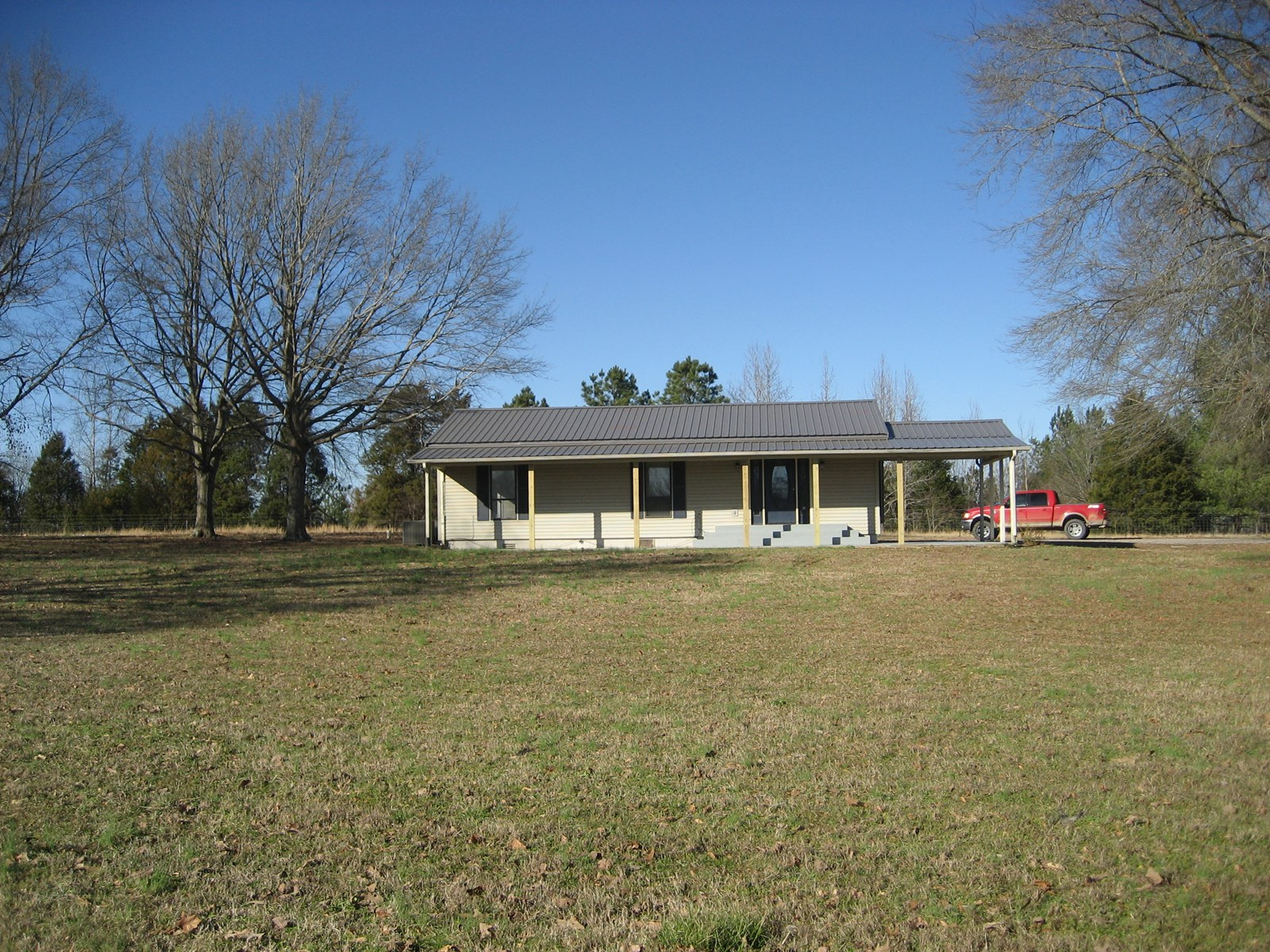 3 BR HOME FOR SALE IN ADAMSVILLE, TN – NO RESTRICTIONS