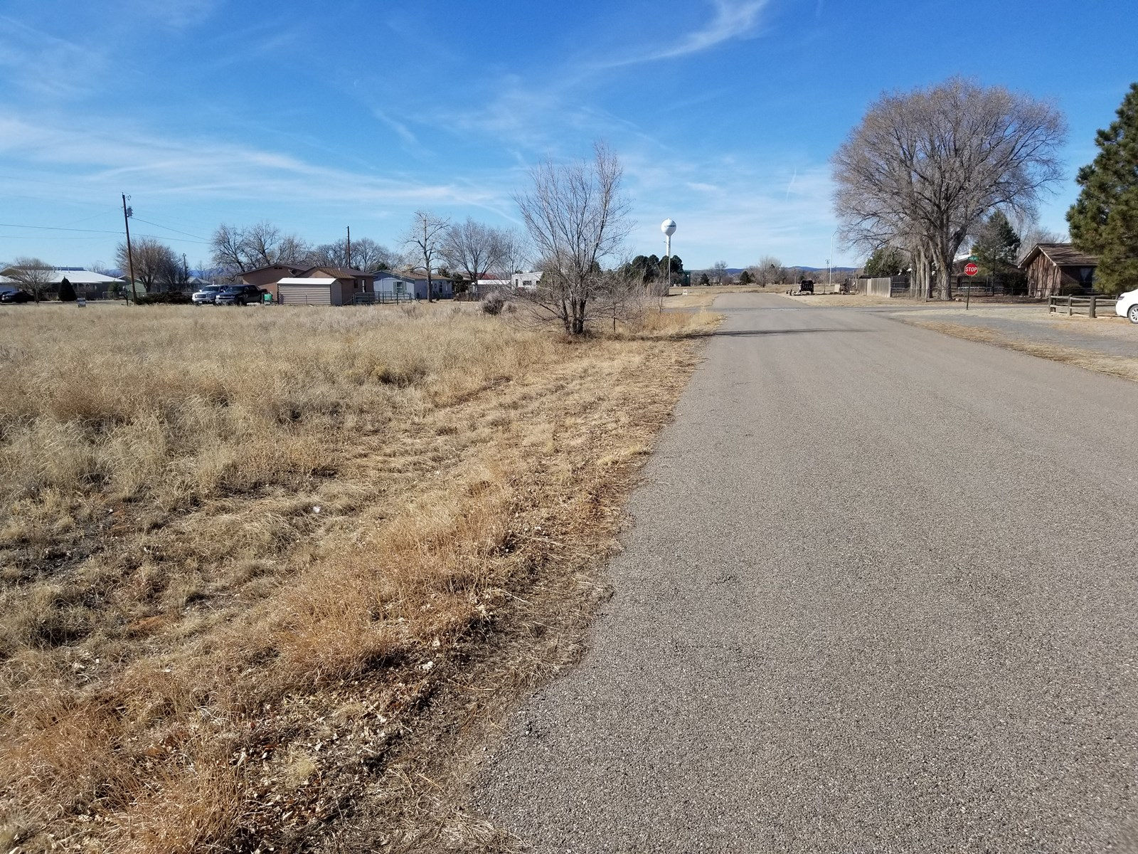 Residential Lot For Sale In The City of Moriarty NM
