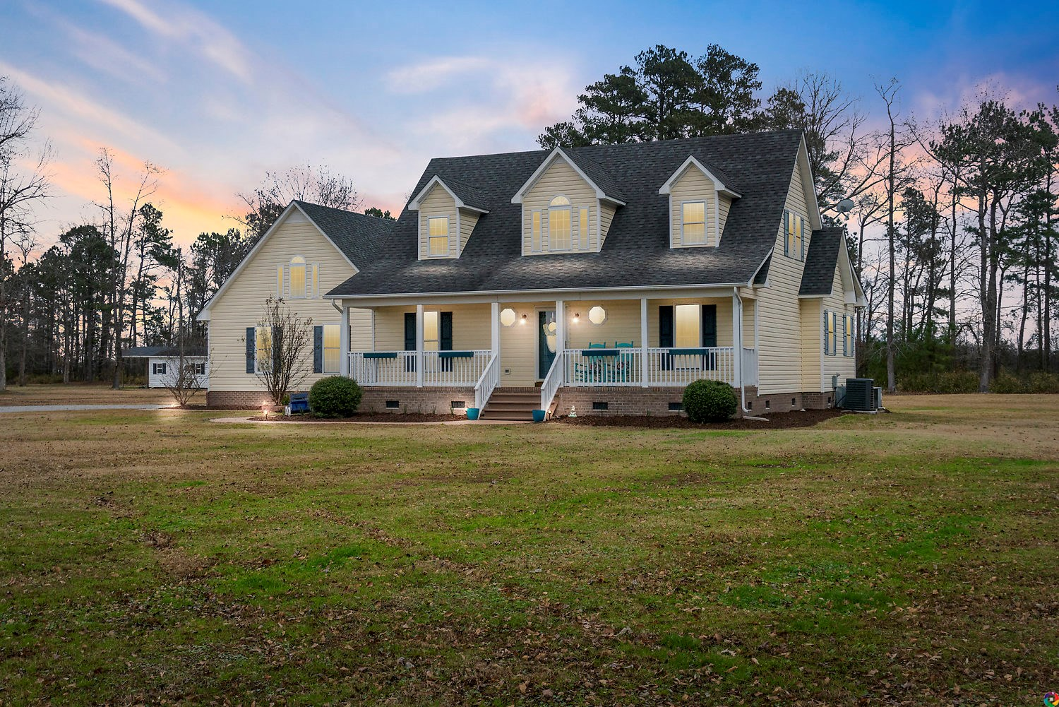 Gorgeous Home in Perquimans County!