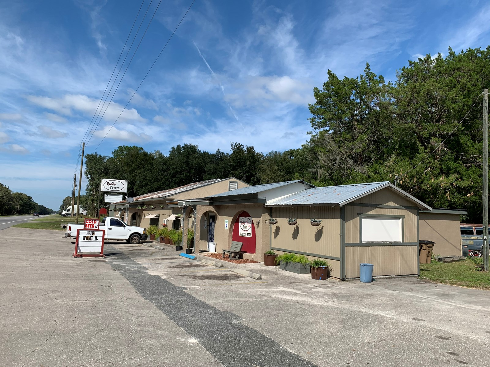 COMMERCIAL PROPERTY FOR SALE IN FT. WHITE, FL