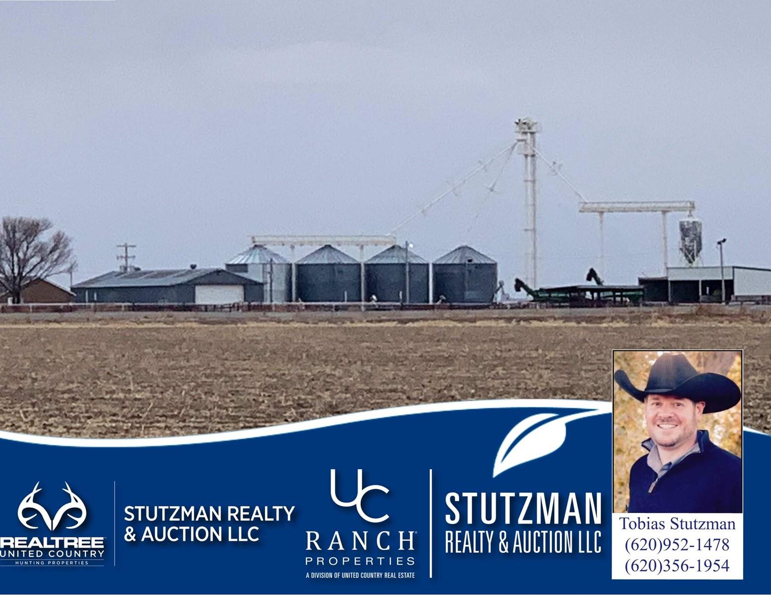 SW KS - Stutzman Realty & Auction