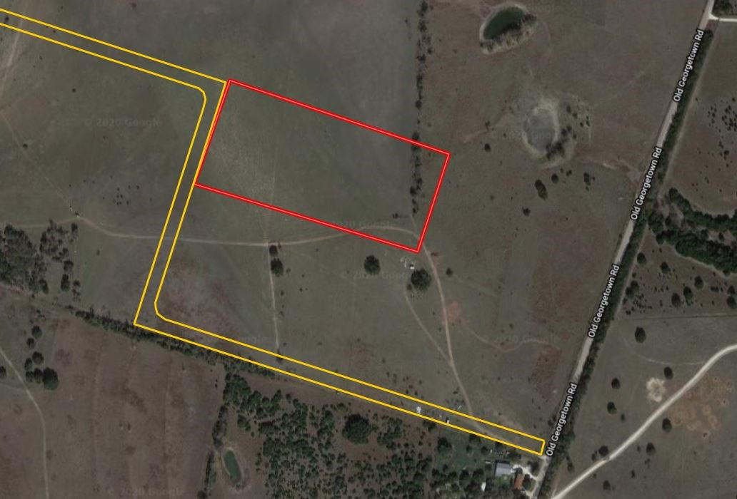 10.19 Acres in Gatesville, TX, Great Build Site