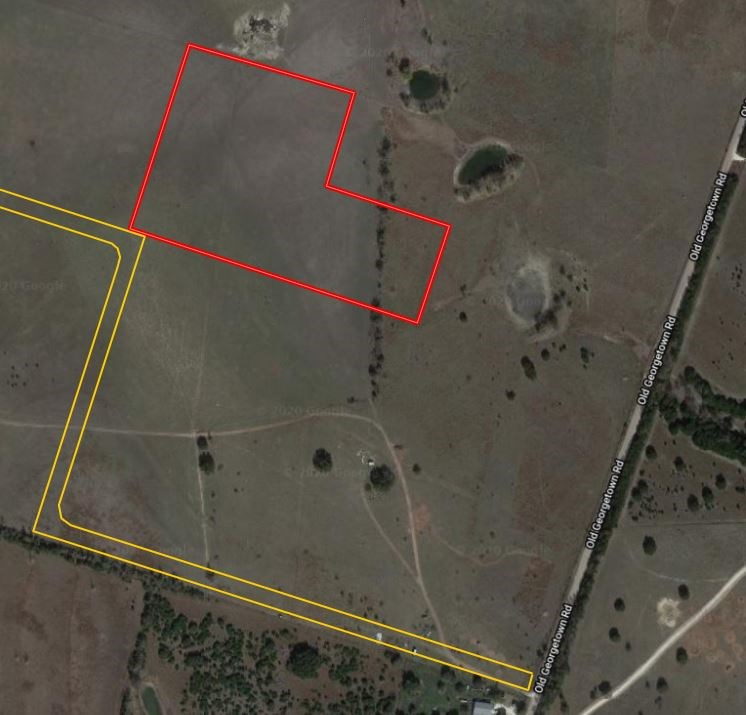 13.03 Acres in Gatesville TX, Great Build Site