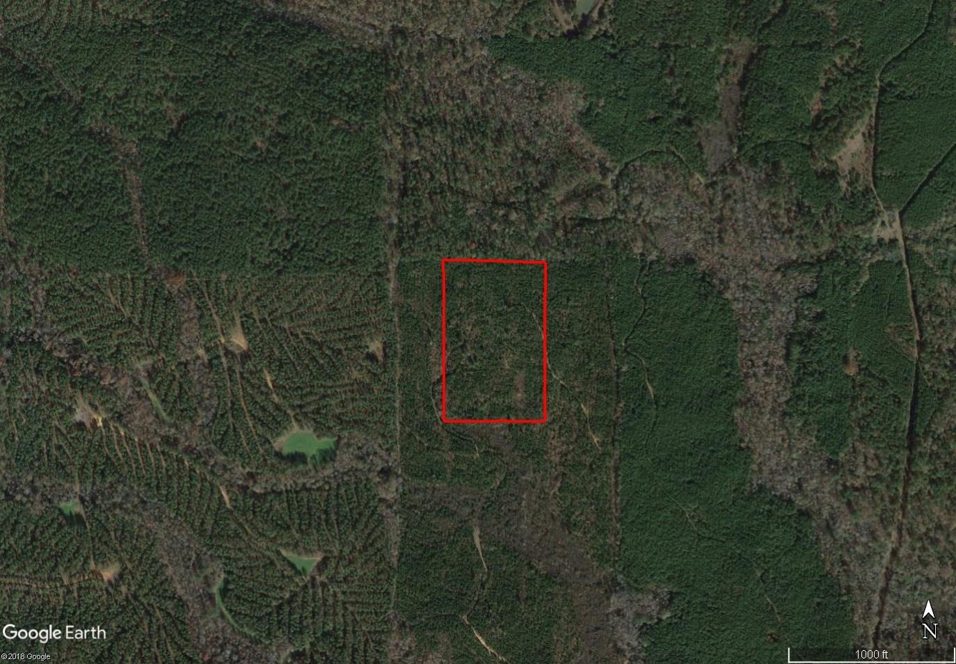 Land for Sale - Turner Rd, Preston, MS - 13.5 Acres