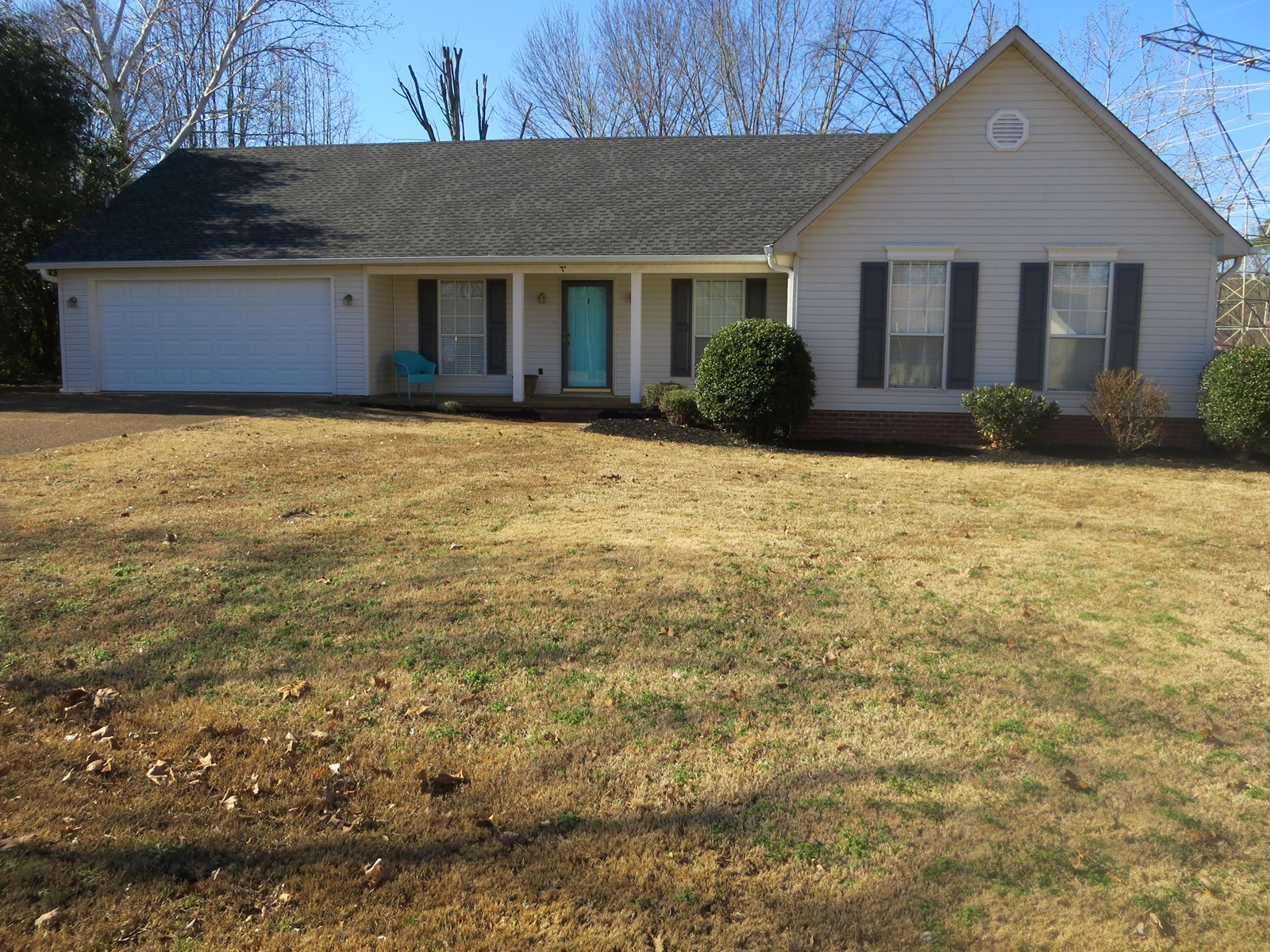 3 BR 2 BA Home For Sale in Jackson TN, near Kroger