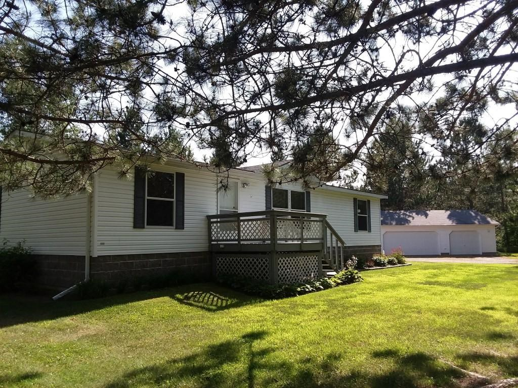 One Level Home For Sale on 1 acre Lot Near Town, Sturgeon Lk