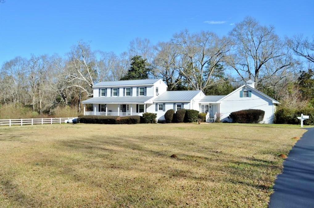 Country Home with Acreage for Sale Pike County MS