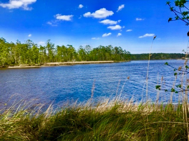 Waterfront homesite for sale in Belhaven, NC/Beaufort County