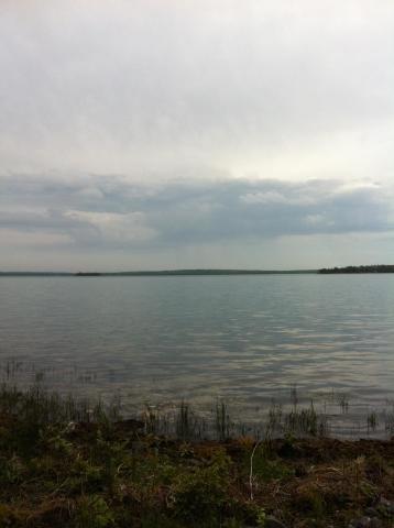 100 ft of Waterfront on Sturgeon Bay, Drummond Island