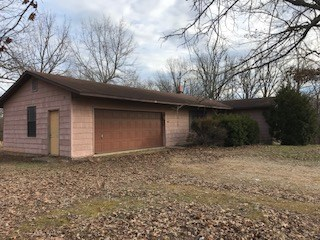Country home with 4 acres for sale near Pocahontas, AR