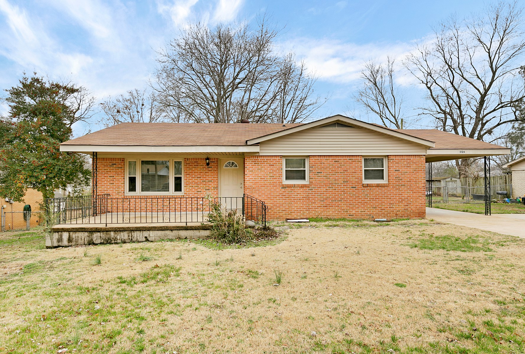 3BR / 1BA - Brick Home For Sale in Milan, Tennessee