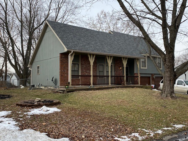 3 BEDROOM TRI LEVEL FOR SALE IN CAMERON MO
