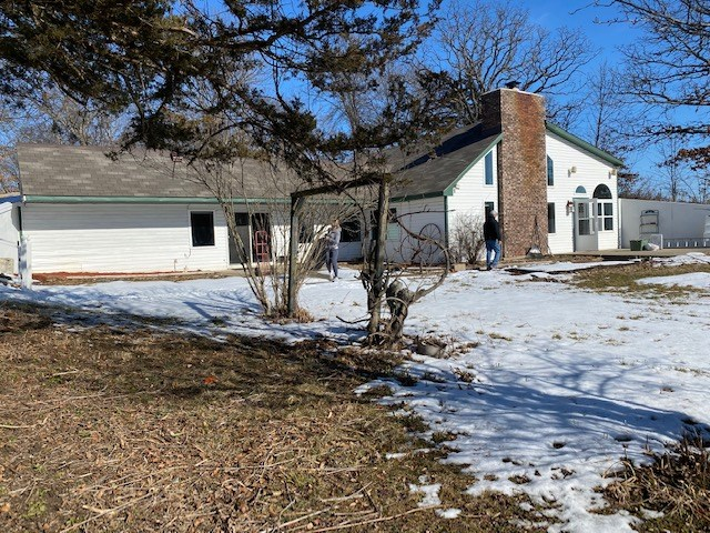 7 ACRES AND HOME FOR SALE CAMERON MO