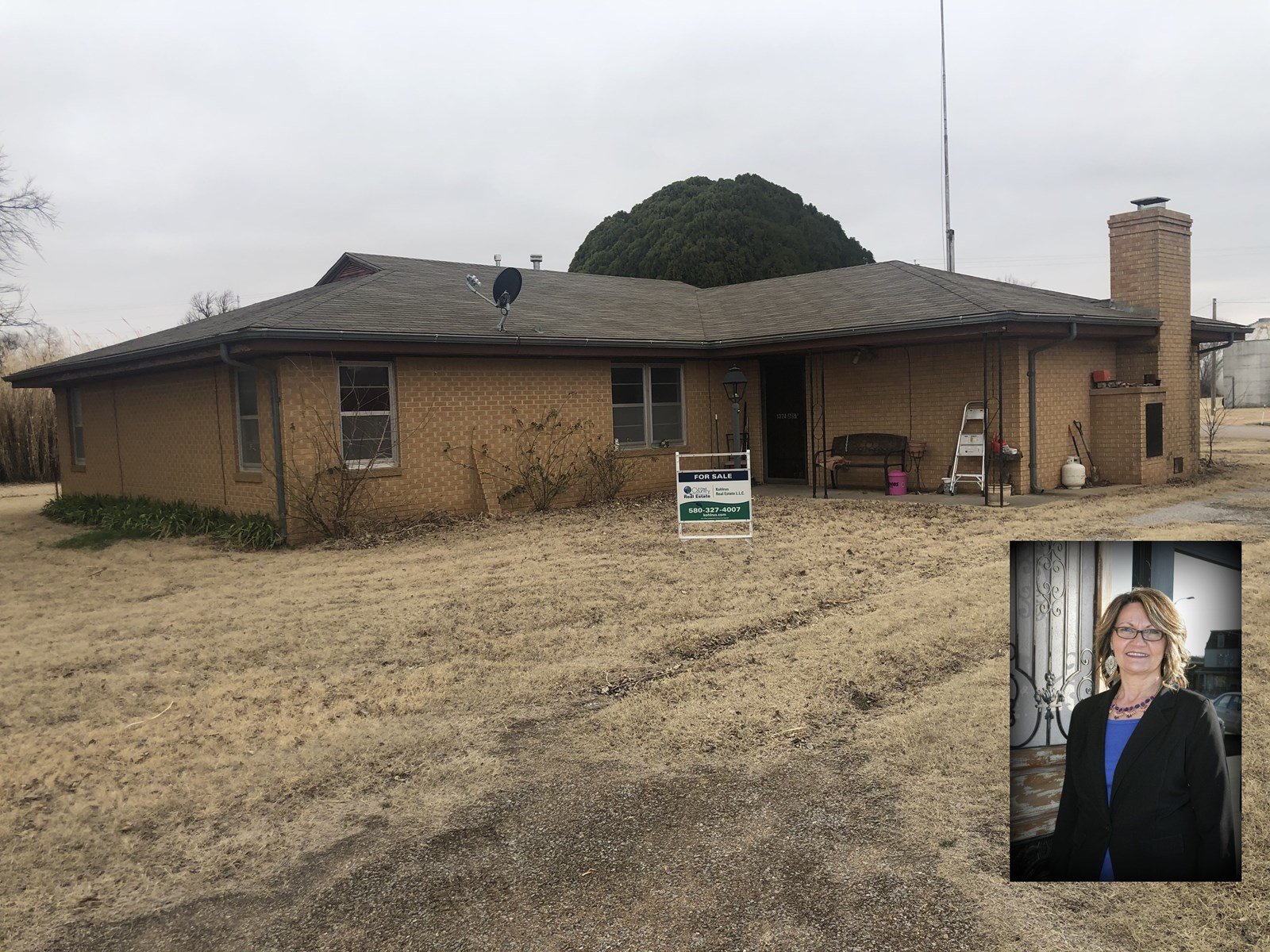 3 Bedroom Home in Dacoma, OK
