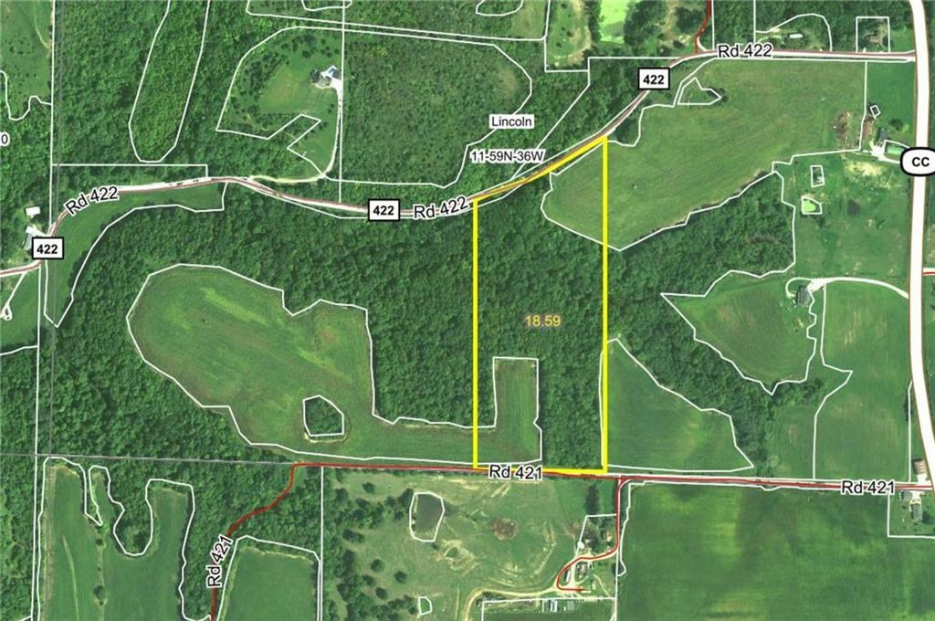 19+/- Ac Potential Building Site, Close to City Conveniences