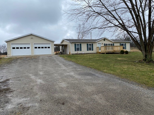 KIDDER MO HOME AND ACREAGE FOR SALE