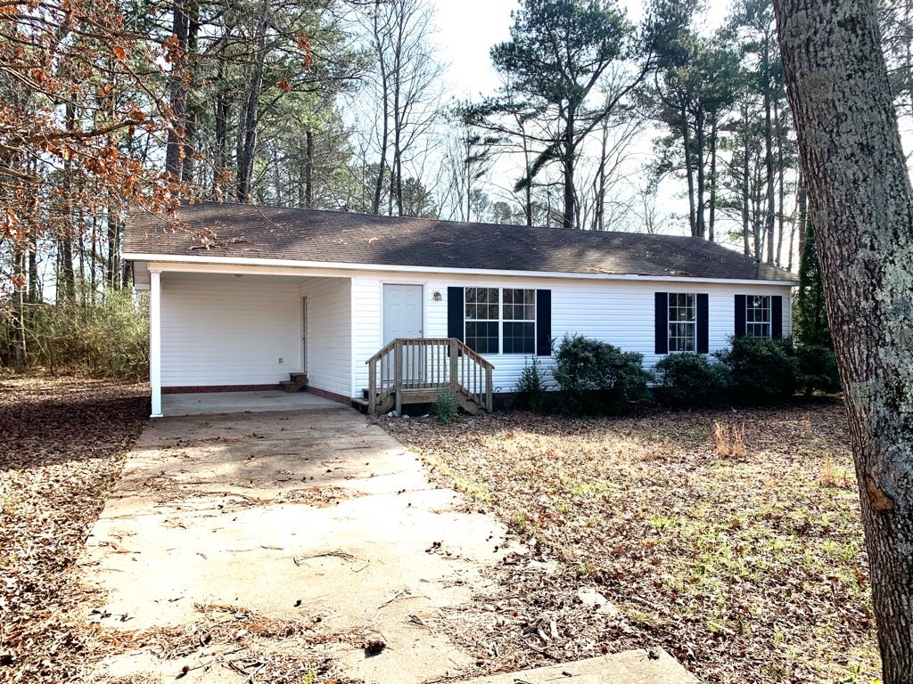 Renovated 3 Bedroom Ranch for Sale, in Parsons, Tennessee