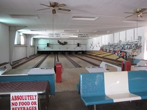 BOWLING ALLEY FOR SALE IN WASHINGTON COUNTY, MAINE