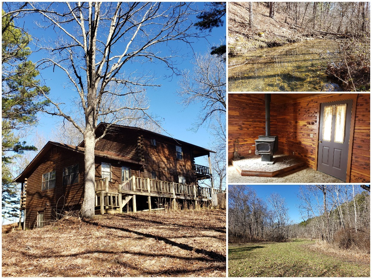 Country Home and Land for Sale in the Missouri Ozarks