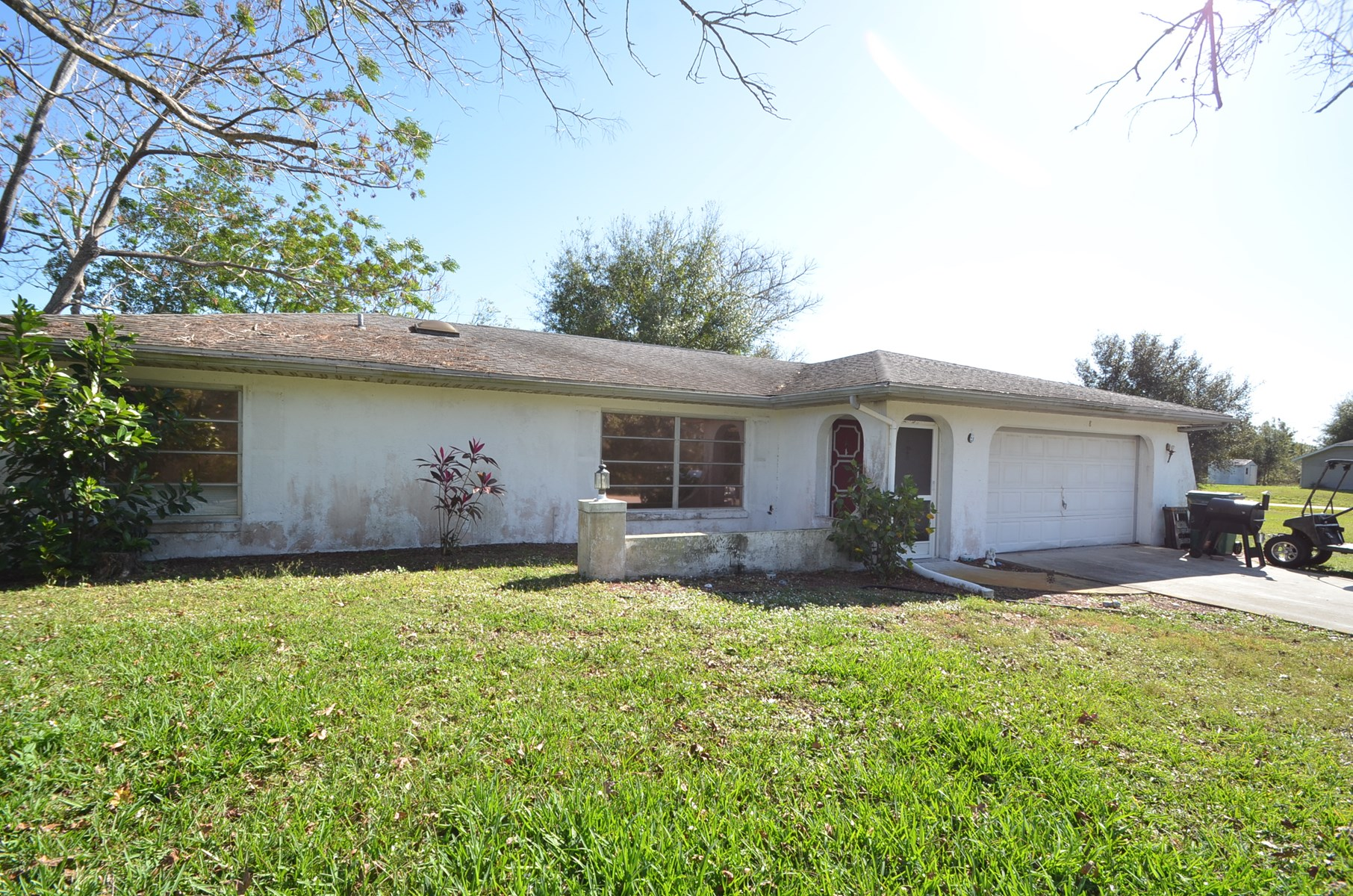 HOME FOR SALE IN IN PUNTA GORDA, FL!