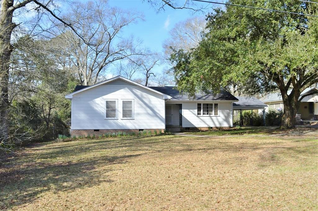 McComb, MS Home for Sale in Town